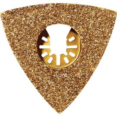 Sonicrafter Triangular Carbide Grit Rasp