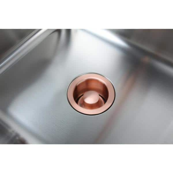 Akicon Stopper Kitchen Sink Drain Ak82201c The Home Depot