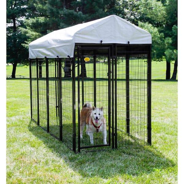4x6x8 Pet Supply Welded Wire Dog Yeard Kennel