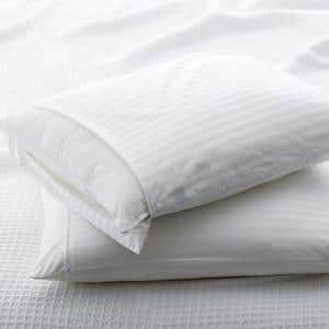 Ultimate Damask Cotton Standard Pillow Protector