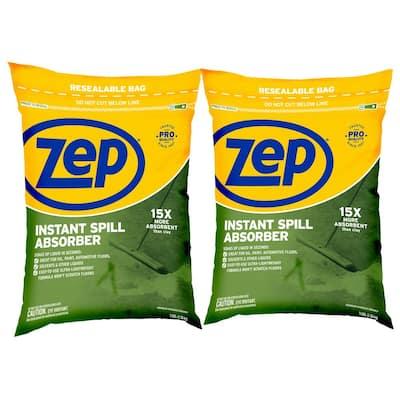 3 lbs. Instant Spill Moisture Absorber (2-Pack)