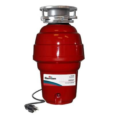 1-1/4 HP Premium Continuous Feed Garbage Disposal