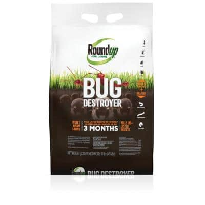 10 lbs. Lawns Bug Destroyer