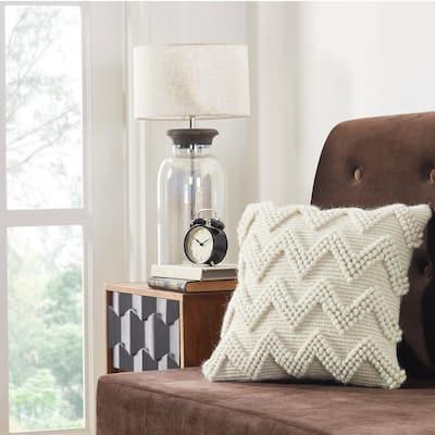 dog family design decorative pillow cover bohemian pillow cover  17 x 17 inch boho decor pillow cover sofa decor throw pillows bed pillows
