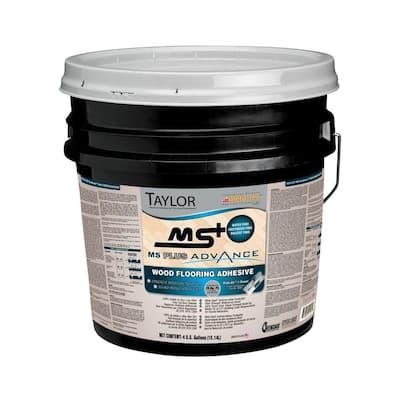 MS Plus 4 Gal. Advance Wood Flooring Adhesive