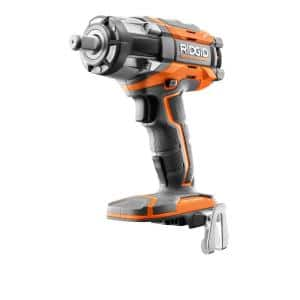 18-Volt OCTANE Cordless Brushless 1/2 in. Impact Wrench (Tool Only) with Belt Clip