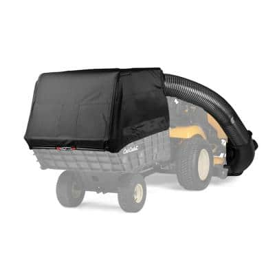 50 in. and 54 in. Leaf Collection System Compatible with XT1 and XT2 Enduro Series Lawn Tractors (Cart Sold Separately)