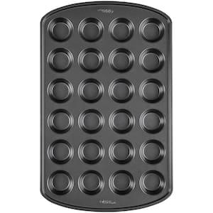 Perfect Results 24-Cup Non-Stick Mini Muffin Pan