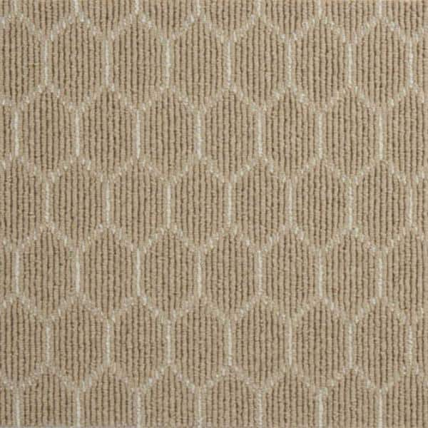 Natural Harmony 6 In X 6 In Pattern Carpet Sample Entanglement Color Plains Ivory 179784 The Home Depot
