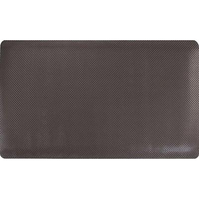 Super Grip TM Black 4 Ft. x 6 Ft. Commercial Door Mat