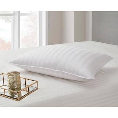 Siberian Hypoallergenic Goose Down Queen Pillow
