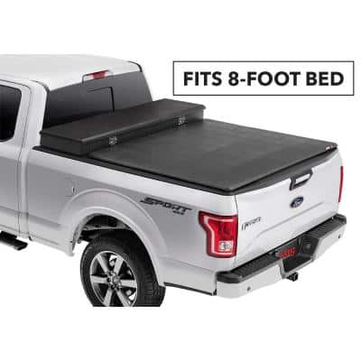 Trifecta Toolbox 2.0 Tonneau Cover - 17-19 Ford F250/350/450 8' Bed