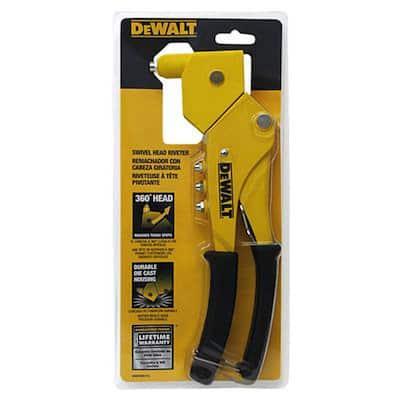6 in. Swivel Head Riveter Tool