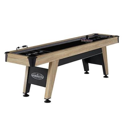 Wentworth 9 ft. Shuffleboard Table