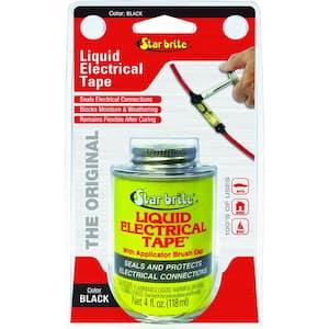 4 oz. Liquid Electrical Tape - Black