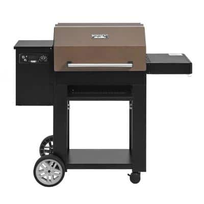 Pellet Grill With Sear Station and Mechanical Control