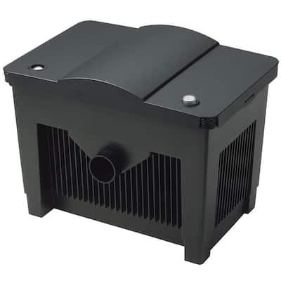 BioSmart 5,000 Gal. (2,700 GPH) Filter Box