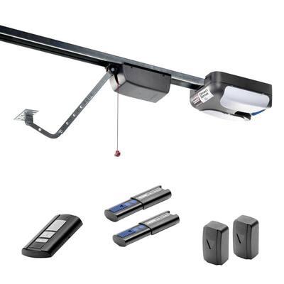 3/4 HP Garage Door Opener with Smartphone Controller