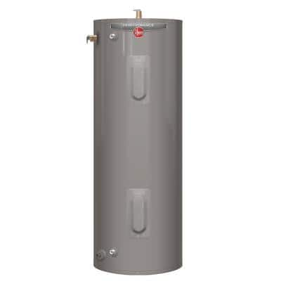 Performance 40 Gal. Tall 6 Year 4500/4500-Watt Elements Manufactured Housing Side Connect Electric Tank Water Heater