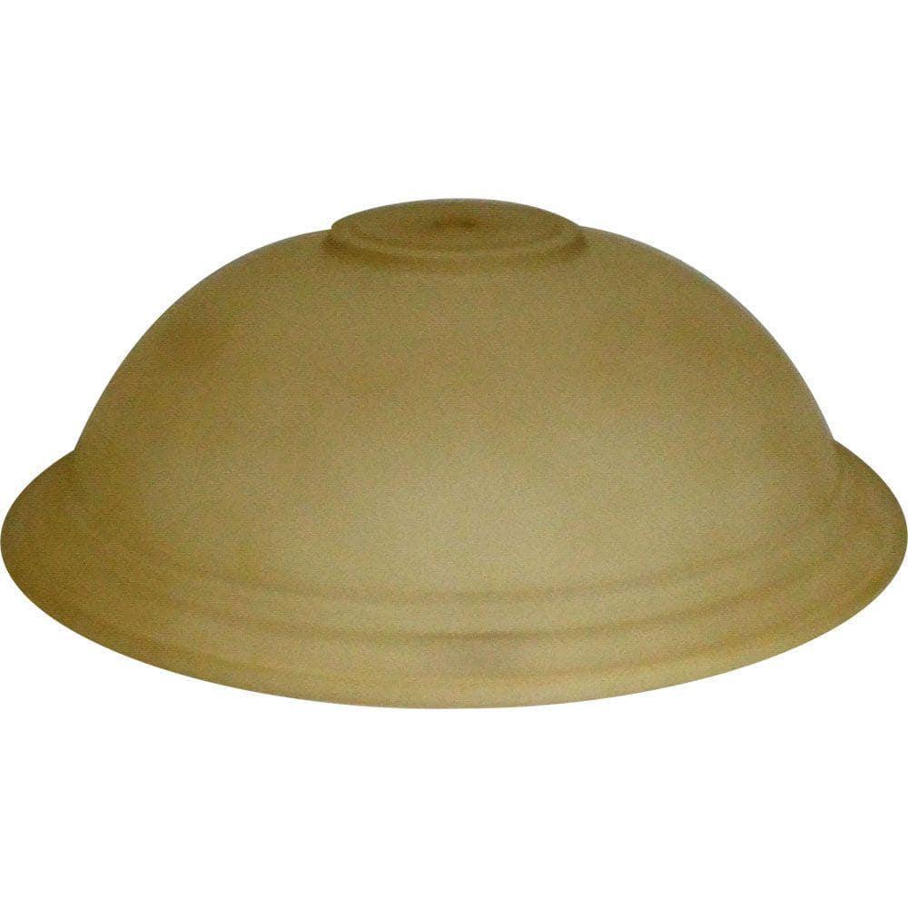 Southwind Venetian Bronze Ceiling Fan Replacement Glass Bowl 82392053925 The Home Depot