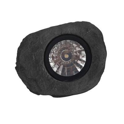 Solar Hand-Painted Rock LED Spot Light (6-Pack)