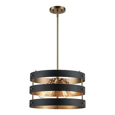 black-antique-gold-monteaux-lighting-cha