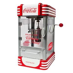 Coca-Cola 2.5-Oz. Kettle Popcorn Maker