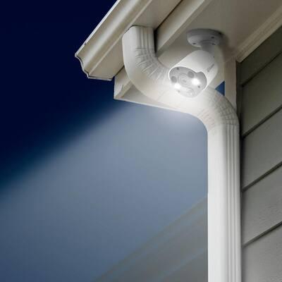 16-Channel 4K Ultra HD NVR Surveillance System 10-Camera