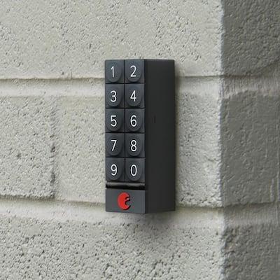 Wireless Keypad Accessory for Use with Smart Lock Deadbolt