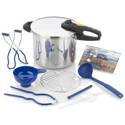 Duo Pressure Cooker Canning Set (10-Piece)