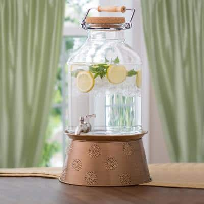 3 Gal. Corona Beverage Dispenser