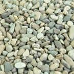 0.25 cu. ft. 3/8 in. to 5/8 in. Green Polynesian Landscape Rock for Gardens, Potted Plants and Terrariums