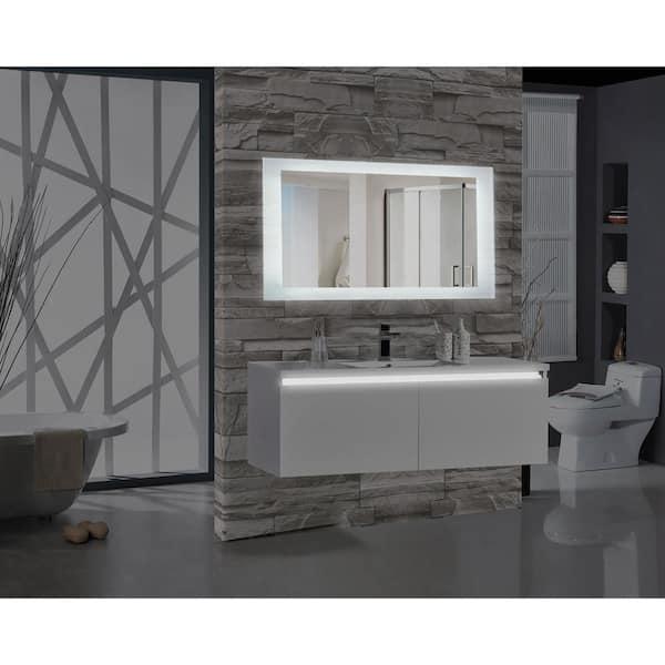 Mtd Vanities Encore 60 In W X 27 H, 60 Bathroom Mirror
