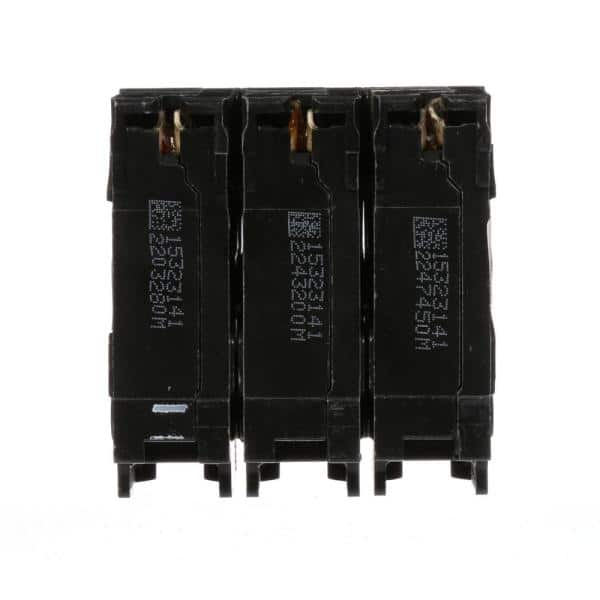 Q380 Molded Case 80A 240V Circuit Breaker 3Pole Q Series QP Circuit Breaker