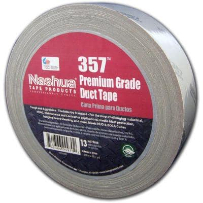 1.89 in. x 60.1 yds. 357 Ultra-Premium Duct Tape