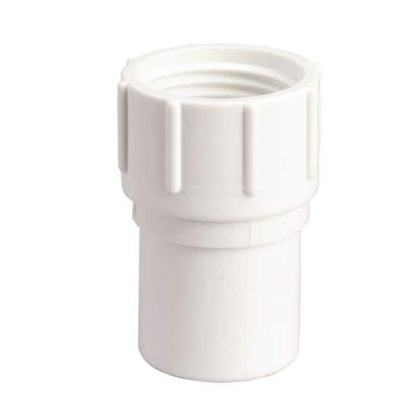 In Slip X 3 4 Fht Pvc Fitting, Garden Hose To Pvc Adapter Home Depot