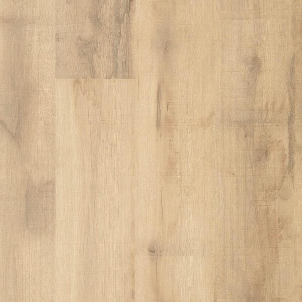 5 In W X 7 L Bleached Woodland Oak, Woodland Laminate Flooring