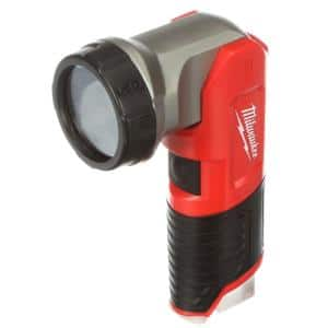 M12 12-Volt Lithium-Ion Cordless 100 Lumens LED Work Flashlight (Tool-Only)