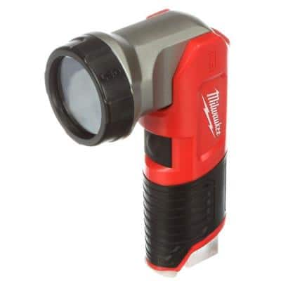 M12 12-Volt Lithium-Ion Cordless 100 Lumens LED Work Flashlight (Tool-Only)