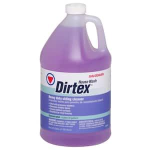 10643 1 gal. Dirtex Housewash Cleaner