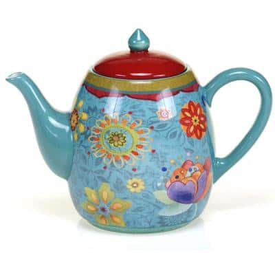 The Tunisian Sunset Collection 5-Cup Teapot