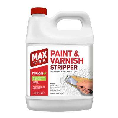 32 oz. Paint and Varnish Stripper