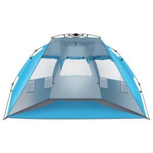 4-Person Pop-up Beach Tent