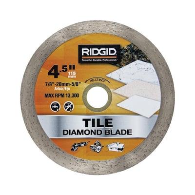 4.5 in. Continuous Diamond Blade