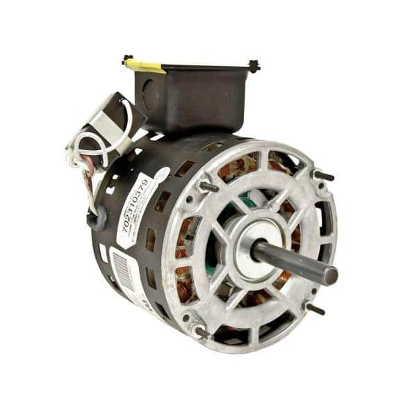 Master Flow Replacement Motor for 30 in. Belt Drive Whole House Fan-MOTOR30BD  - The Home DepotThe Home Depot