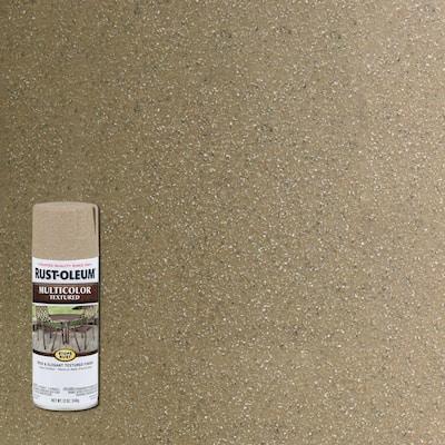 12 oz. MultiColor Textured Desert Bisque Protective Spray Paint