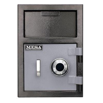 0.8 cu. ft. Combination Lock Depository Safe