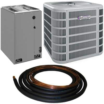 2.5 Ton 13 SEER R-410A Residential Split System Central Air Conditioning System