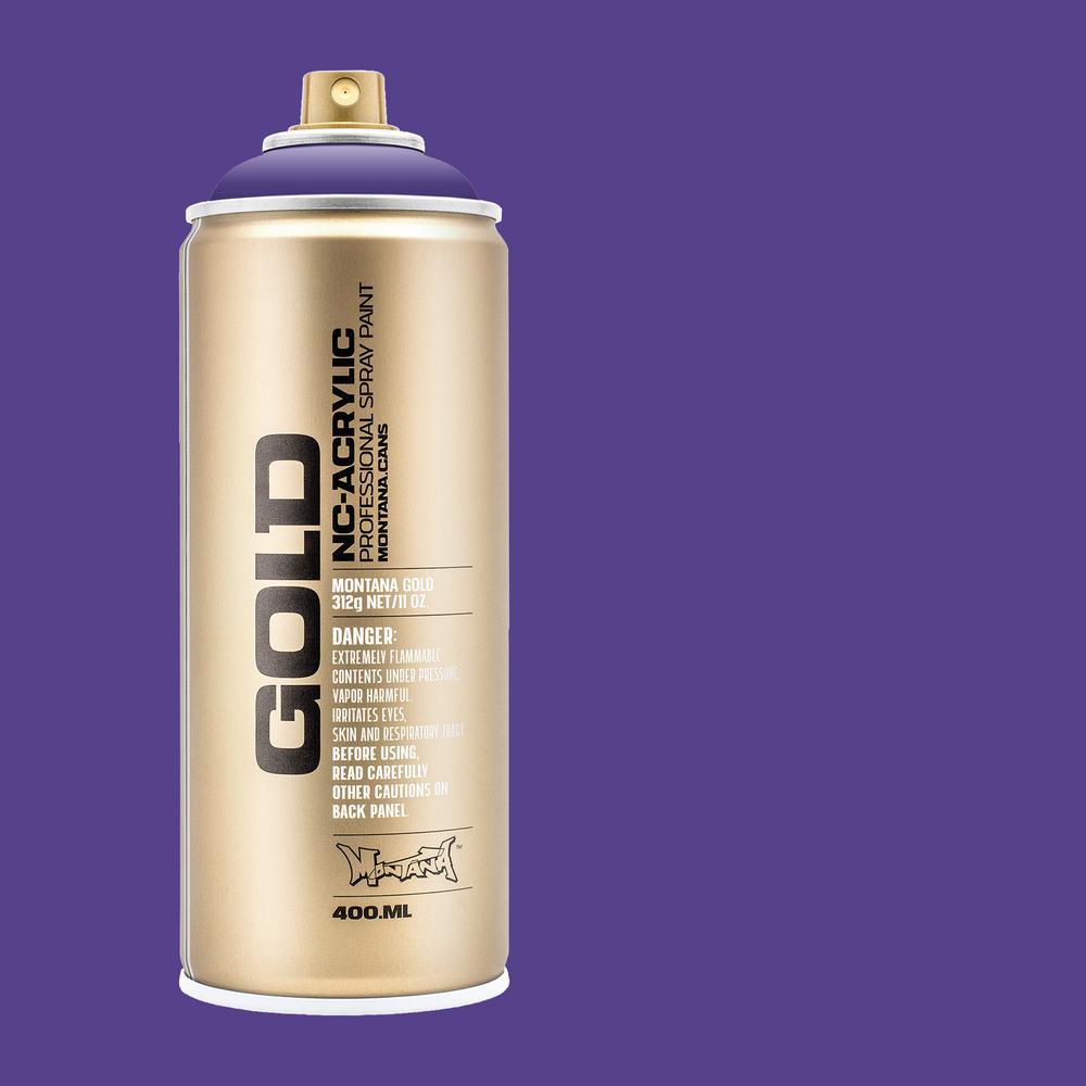 11 oz. GOLD Spray Paint, Lavender