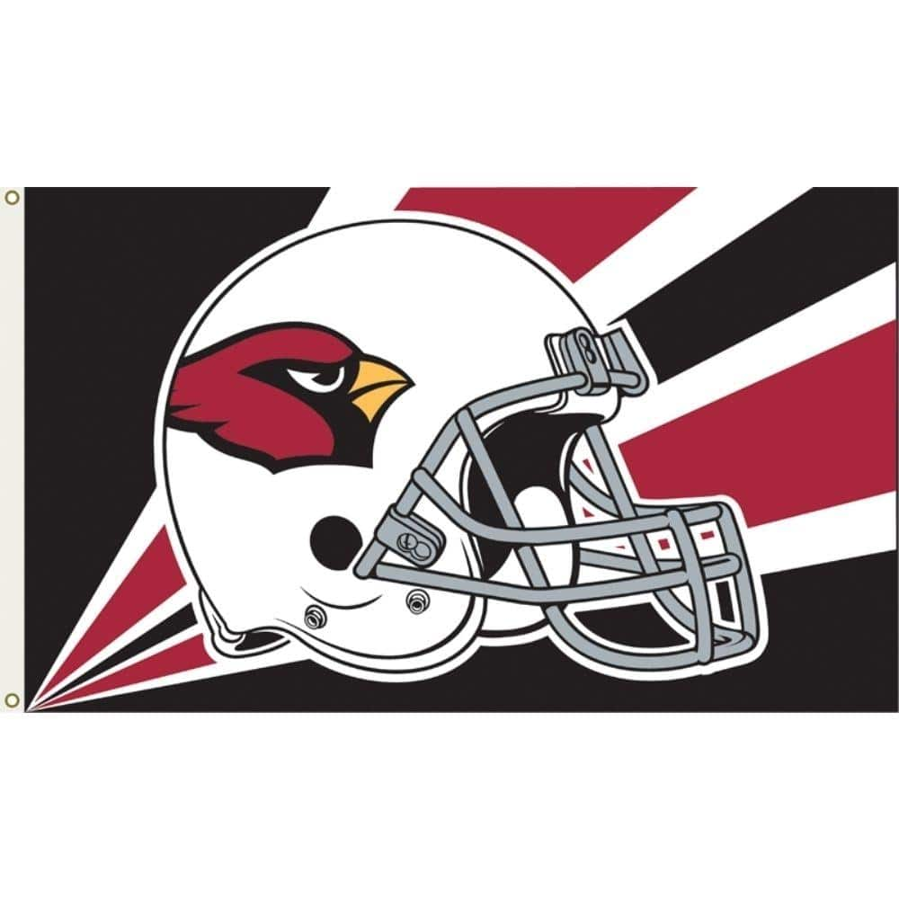 Annin Flagmakers 3 Ft X 5 Ft Polyester Arizona Cardinals Flag 1364 The Home Depot